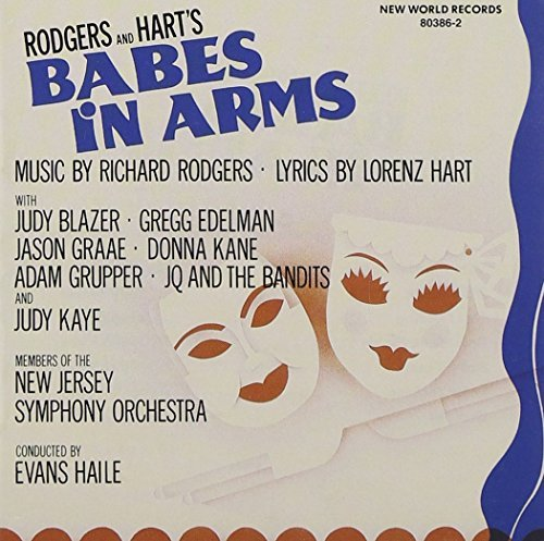 Rogers Richard Hart Lorenz Babes In Arms