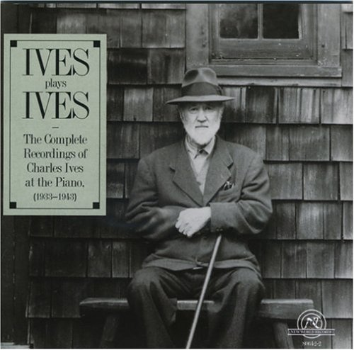 Charles Ives Ives Plays Ives Complete Reco Ives*charles (pno)