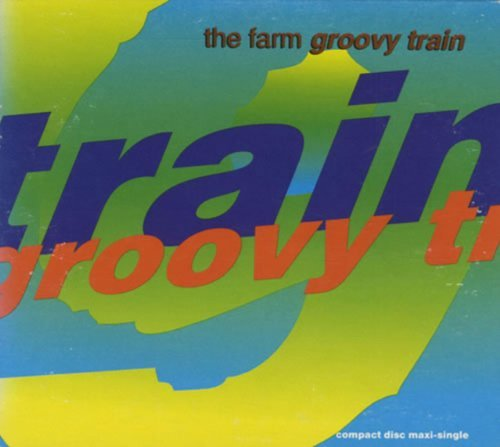 Farm Groovy Train (3 Mixes) Stepp