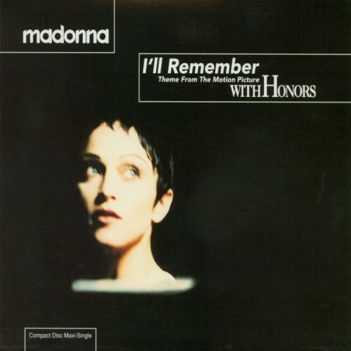 Madonna I'll Remember