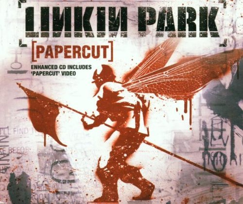 Linkin Park Papercut Import Gbr