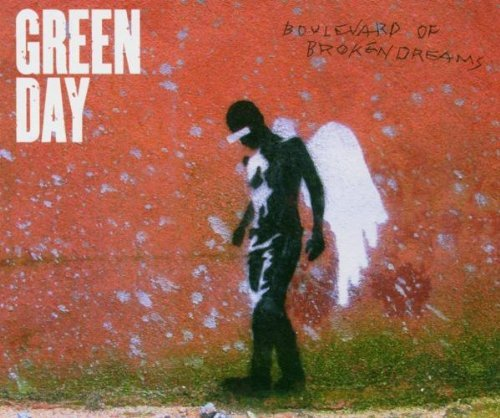 Green Day Boulevard Of Broken Dreams Import Gbr