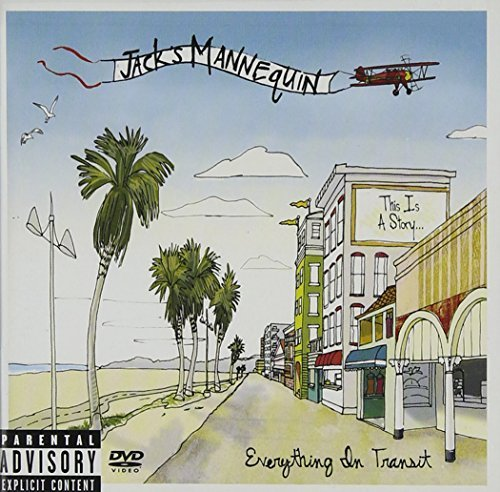 Jack's Mannequin Everything In Transit Explicit Version Incl. Bonus DVD
