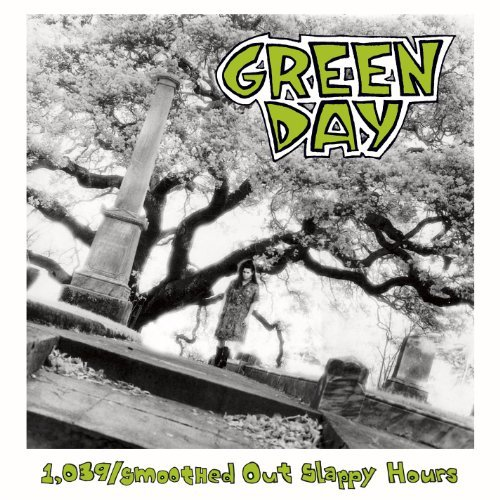 Green Day 1039 Smoothed Out Slappy Hours Jewel Case