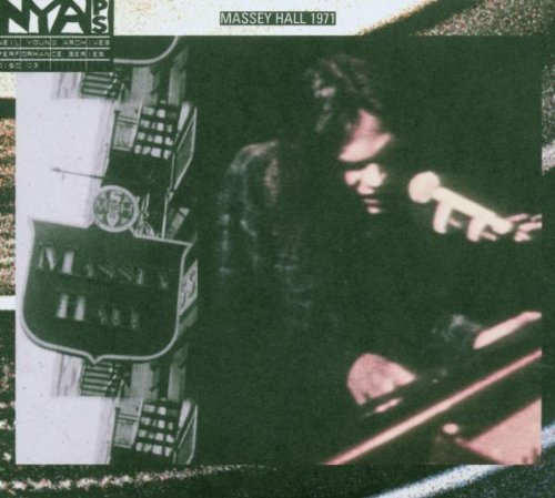 Neil Young Live At Massey Hall 1971 Incl. Bonus DVD