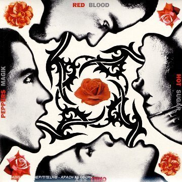 Red Hot Chili Peppers Blood Sugar Sex Magik (mini Lp Import Gbr Paper Sleeve