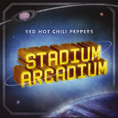Red Hot Chili Peppers Stadium Arcadium 4 Lp