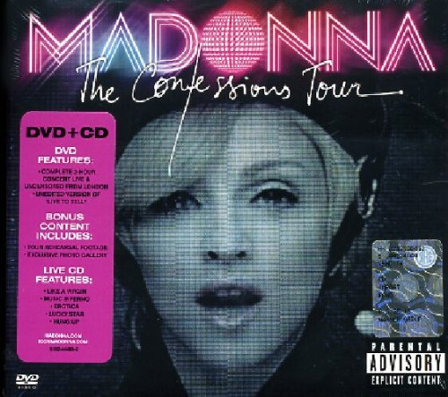 Madonna Confessions Tour Explicit Version Incl. Bonus DVD