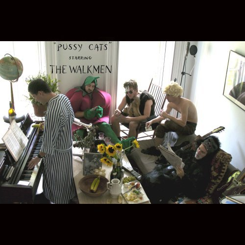 Walkmen Pussy Cats Starring The Walkme Incl. DVD Lmtd Ed.