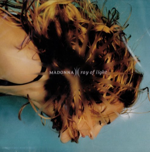 Madonna Ray Of Light CD R