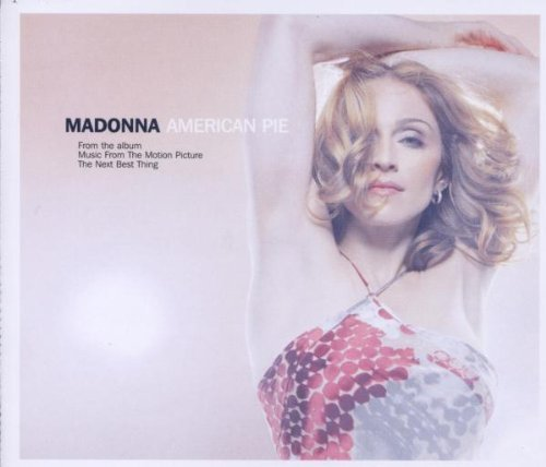 Madonna American Pie Import Ger