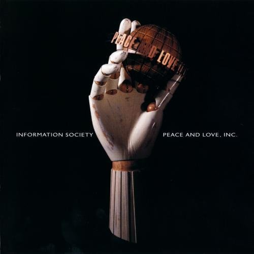Information Society Peace & Love Inc. CD R