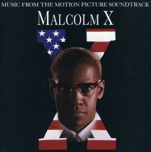 Malcolm X Soundtrack Ellington Charles Fitzgerald Franklin Turner Coltrane