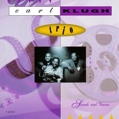 Earl Trio Klugh Vol. 2 Sounds & Visions CD R