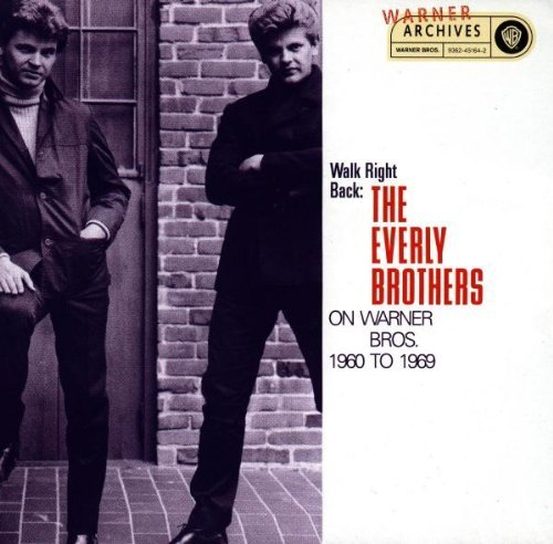 Everly Brothers Walk Right Back On Warner Bro 1960 69 2 CD Set