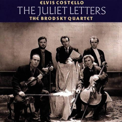 Elvis & Brodsky Quart Costello Juliet Letters