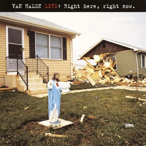 Van Halen Live Right Here Right Now 2 CD Set