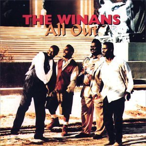 Winans All Out CD R