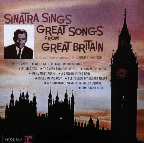 Frank Sinatra Great Songs From Great Britain Import Deu