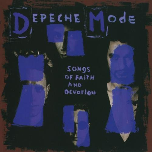 Depeche Mode Songs Of Faith & Devotion CD R