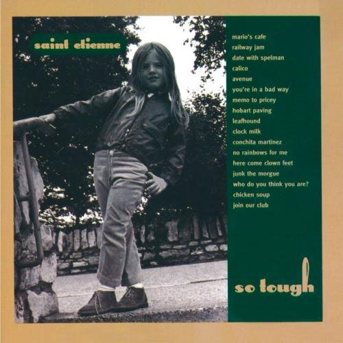Saint Etienne So Tough CD R