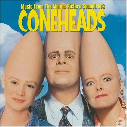 Coneheads Soundtrack Red Hot Chili Peppers R.E.M. Simon Bell Slash Lang Babble
