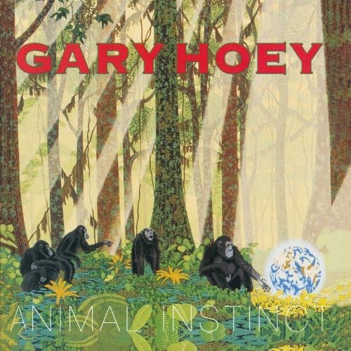 Gary Hoey Animal Instinct CD R