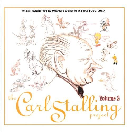 Carl Project Stalling Vol. 2 Music From Warner Bros. 1939 57