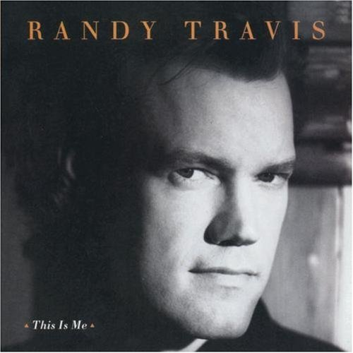 Randy Travis This Is Me CD R