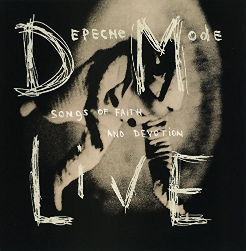 Depeche Mode Live Songs Of Faith & Devotion CD R