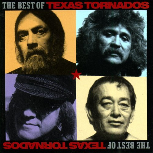 Texas Tornados Best Of Texas Tornados
