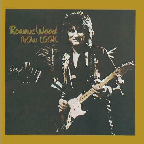 Ronnie Wood Now Look CD R