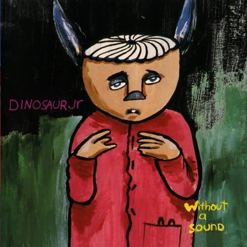 Dinosaur Jr. Without A Sound CD R