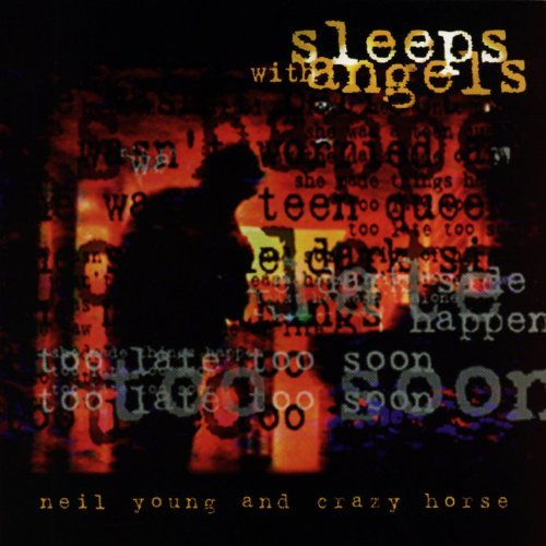 Neil Young Sleeps With Angels 2 CD