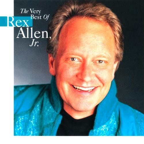 Rex Jr. Allen Very Best Of Rex Allen Jr. CD R