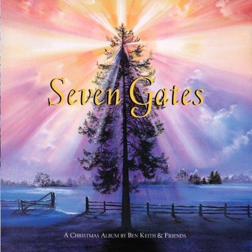 Ben & Friends Keith Seven Gates Christmas Album CD R Clement