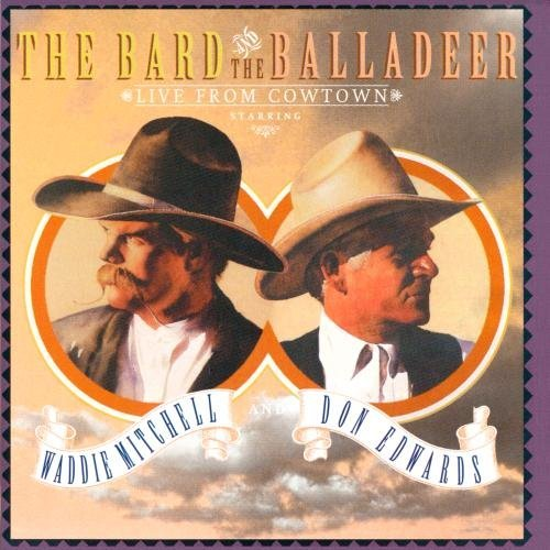 Mitchell Edwards Bard & The Balladeer Live From CD R