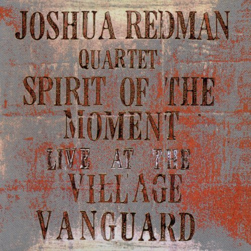 Redman Joshua Quartet Spirit Of The Moment Live At T 2 CD Set