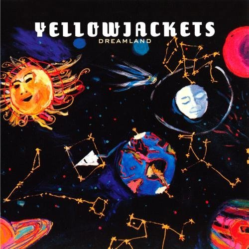 Yellowjackets Dreamland CD R