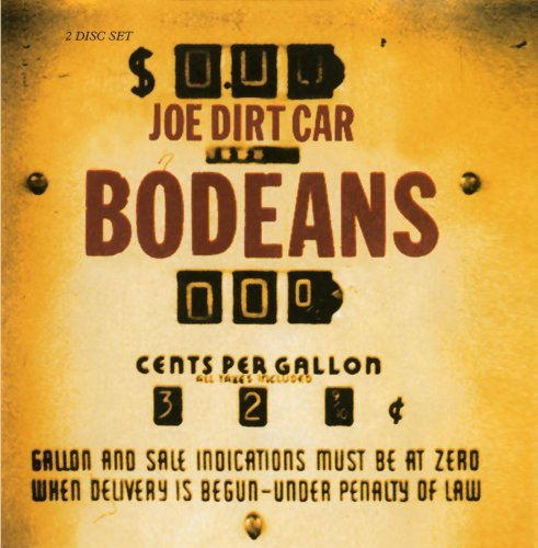 Bodeans Joe Dirt Car 2 CD Set