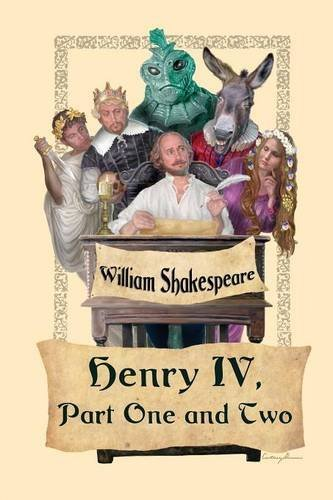 William Shakespeare King Henry Iv Part One And Two