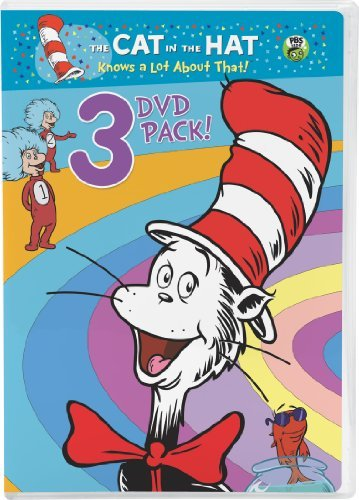 Fat Pack (ocean Told Surprise) Cat In The Hat Cat In The Hat