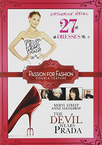 27 Dresses Devil Wears Prada Double Feature DVD Nr Ws