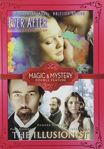 Ever After Illusionist Double Feature DVD Nr Ws