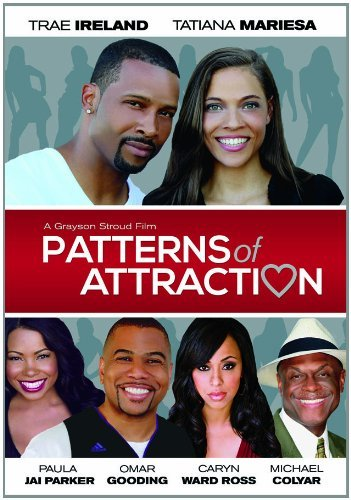 Patterns Of Attraction Ireland Mariesa Parker DVD Nr