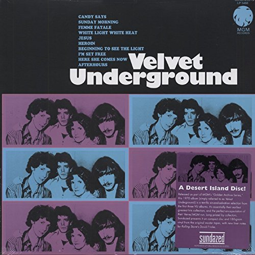 Velvet Underground Golden Archive Series Golden Archive Series