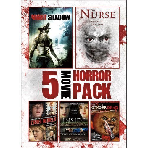 Vol. 2 5 Movie Horror Pack 5 Movie Horror Pack Nr