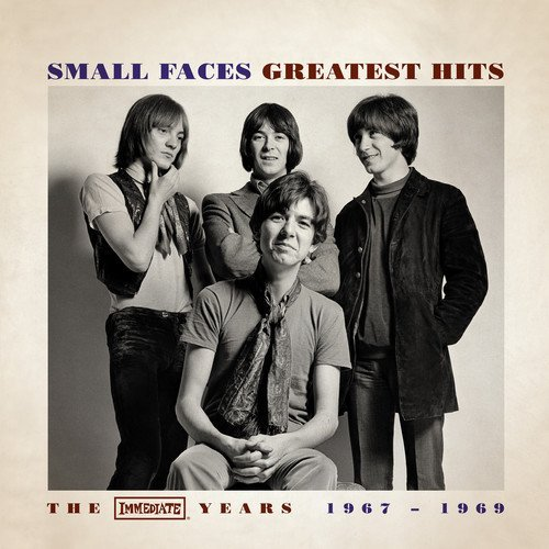 Small Faces Greatest Hits Immediate Years