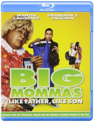 Big Mommas Like Father Like S Big Mommas Like Father Like S Blu Ray Pg13
