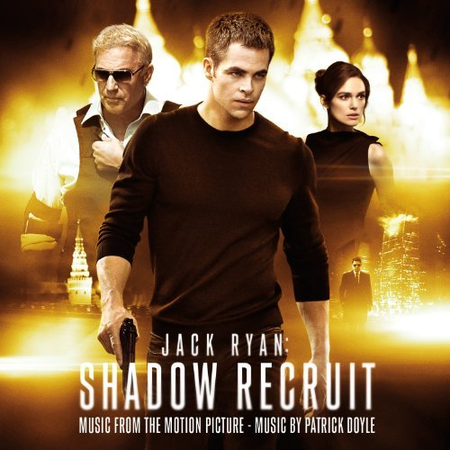 Patrick Doyle Jack Ryan Shadow Recruit